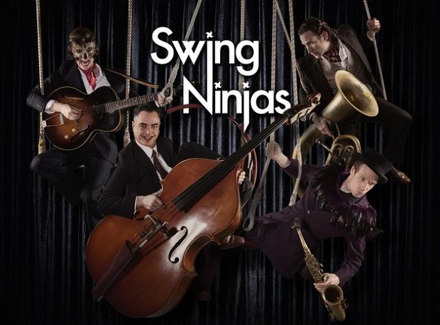swingNinjas_quartet_withlogo-650x481